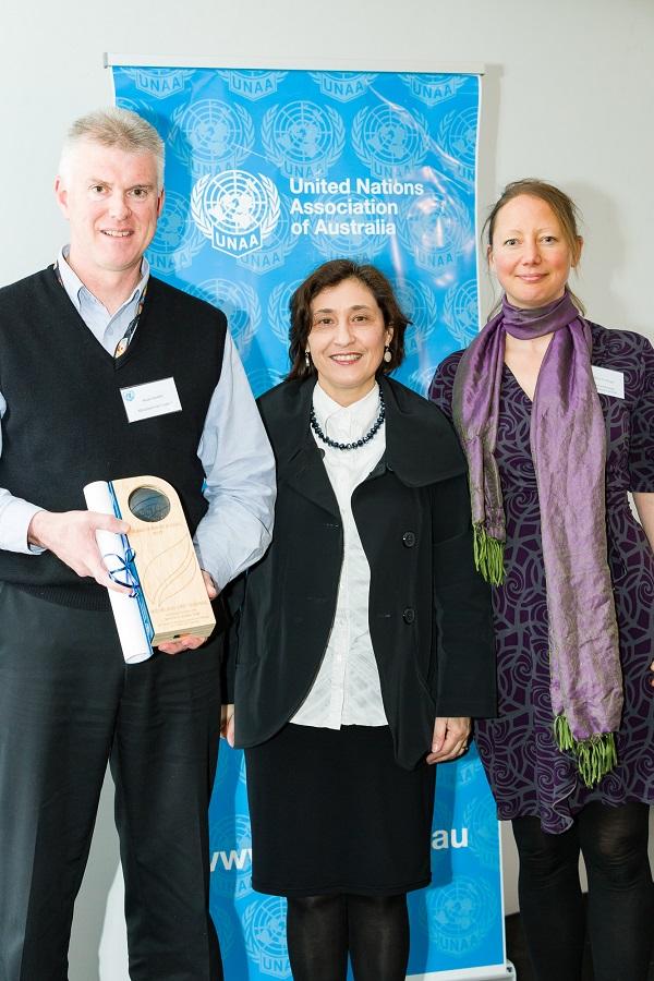 Clean energy Award