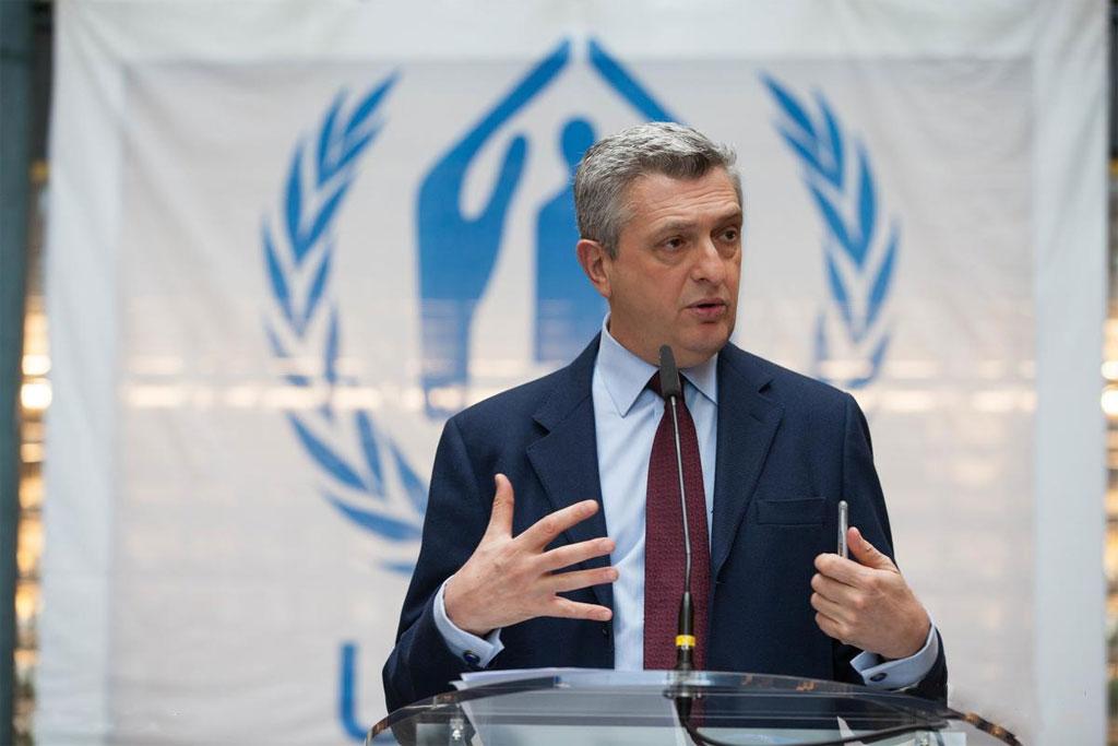Filippo Grandi, the UN High Commissioner for Refugees. (file) Photo: UNHCR/S. Hopper
