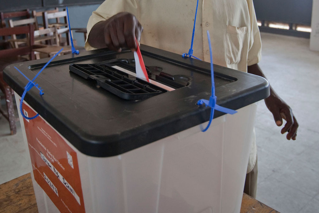 08-08-2017 Kenya Voting