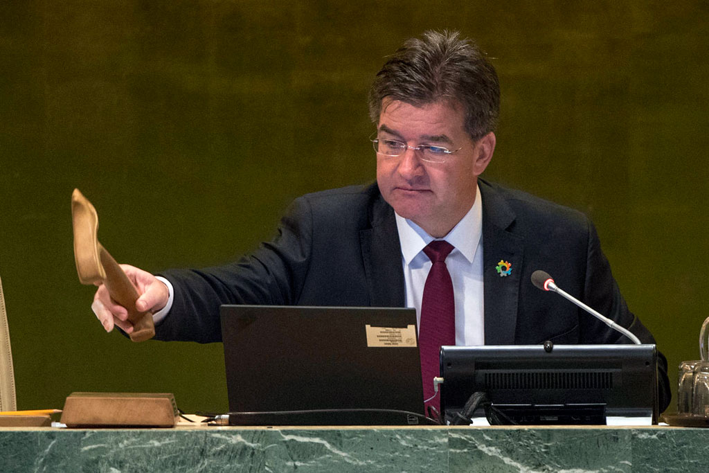 With annual general debate over, time has come for action, UN Assembly President says