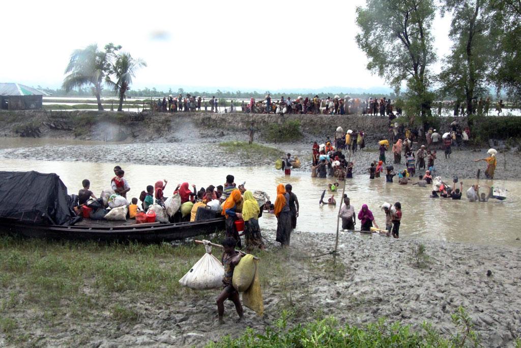 Rohingya UN 2017