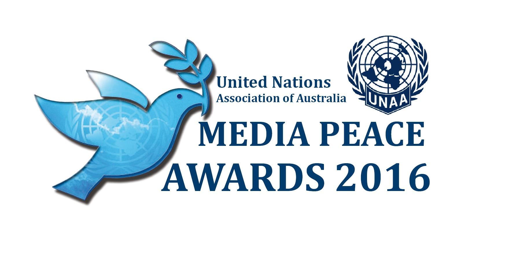 UNAA Media Peace Awards 2016