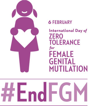 International Day of Zero Tolerance for Female Genital Mutilation, 6 February