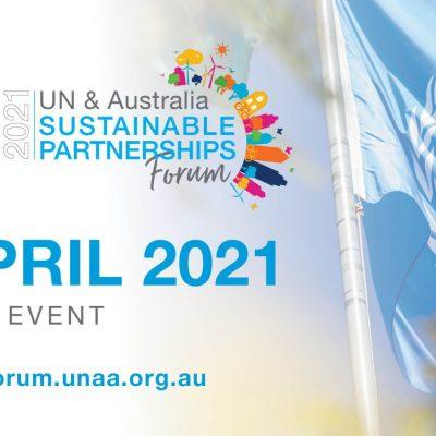 Virtual UN & Australia Sustainable Partnerships Forum to be Australia's major SDGs event for 2021